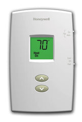 Honeywell TH1110DV1009  PRO 1000 Non-Programmable, 1H/1C, Vertical  Thermostat