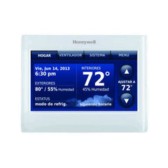 Honeywell THX9421R5021WW  Prestige IAQ HD Thermostat (White Front/White Side) Multi Stage Heat/Cool Thermostat