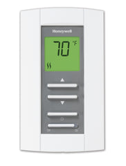 Honeywell TL7235A1003  Line Volt PRO 7000 Digital, Non-Programmable, Electric Heat Thermostat