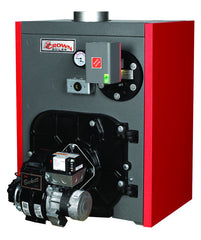 Crown Boiler - TWZ Series - TOBAGO Model TWZ075   91,000 BTU Wet Base Cast Iron Oil Fired Hot Water 85.8% AFUE Boiler
