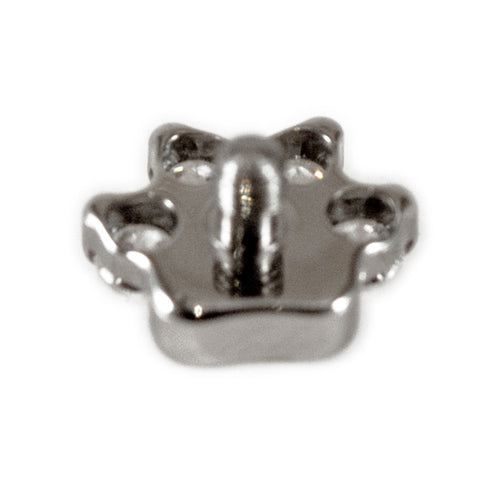 Industrial Strength - Paw Print CZ Attachment - WCZ