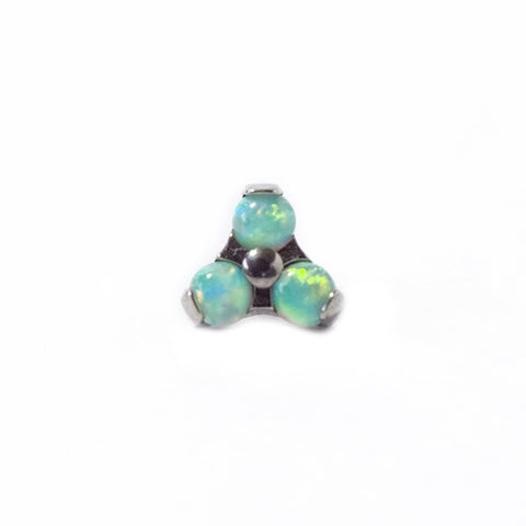 Titanium Opal Trio Attachment