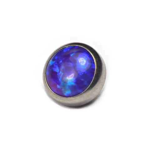 Sleepy Lavender Opal Flat Attachment - The Halo Collection