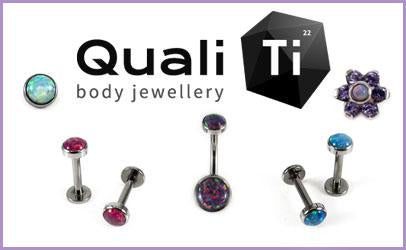 Timeless Organics Body Jewellery