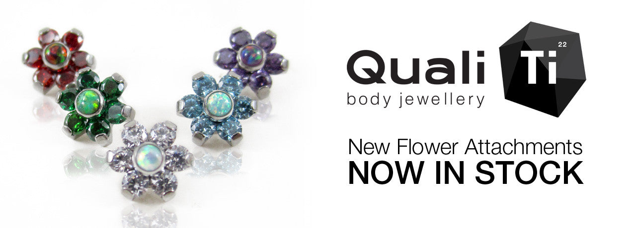 New QualiTi Flowers