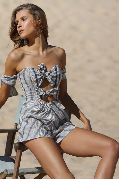 VOYAGER PLAYSUIT