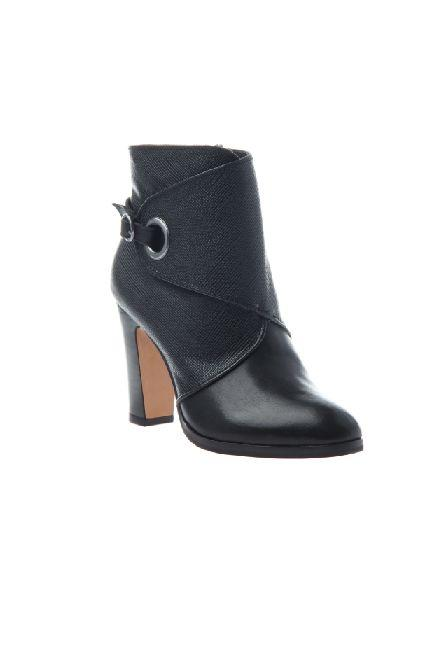 The Quinn Booties By Nicole -Black 6.5 / Black