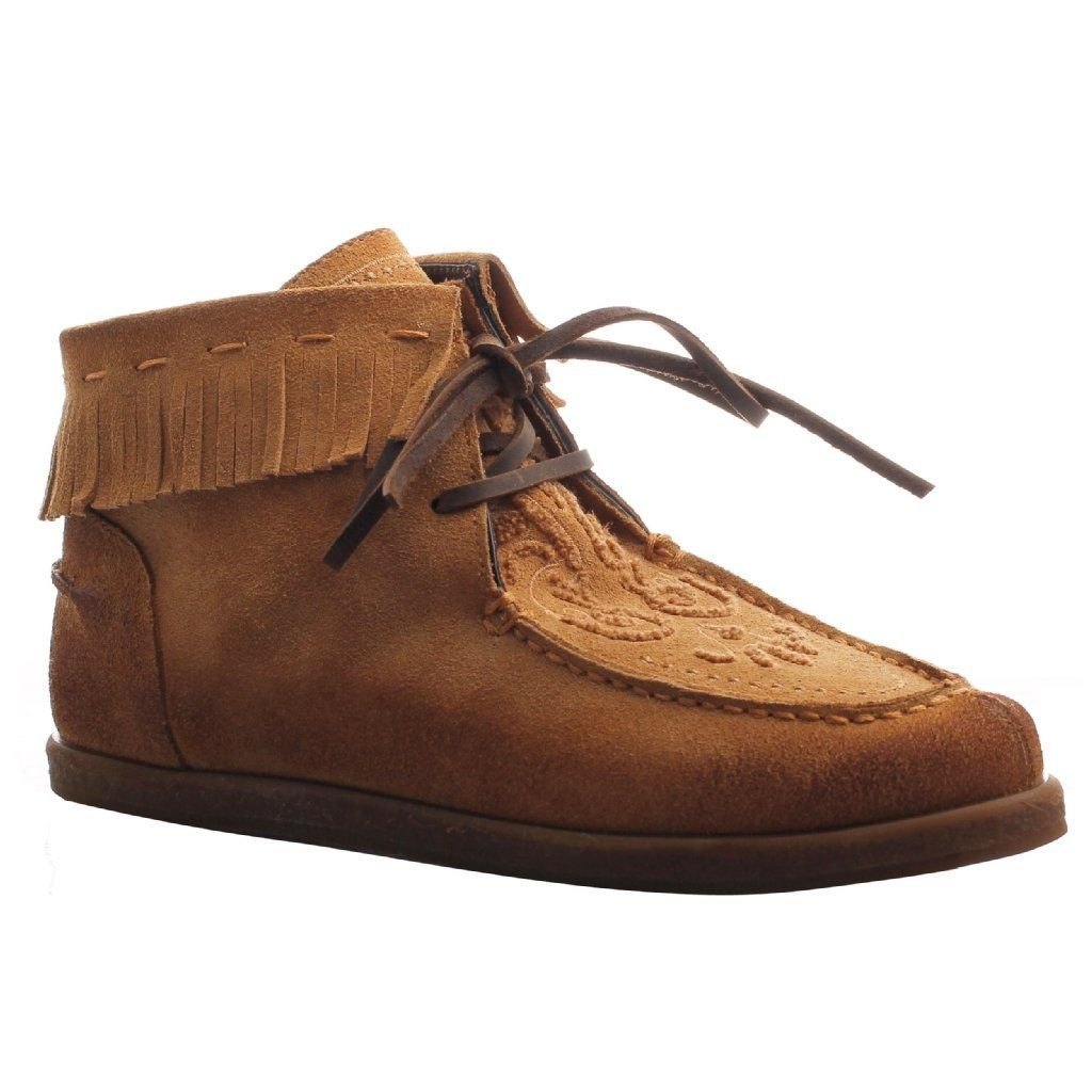 Dell Rapids In Tan Ankle Boots