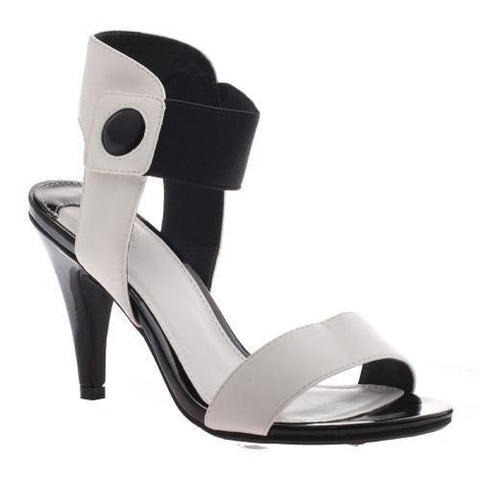 Madeline Jem 6.5 / Black And White Footwear