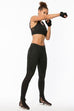 Motion By Coalition -Brooke Motion Standout Hooded Sports Bra Activewear