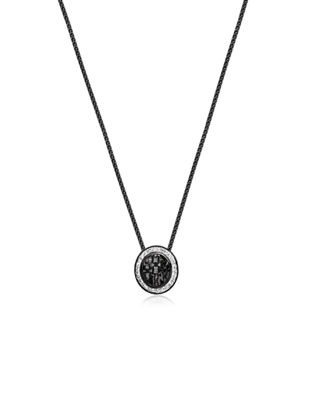 Vogue Oval Necklace