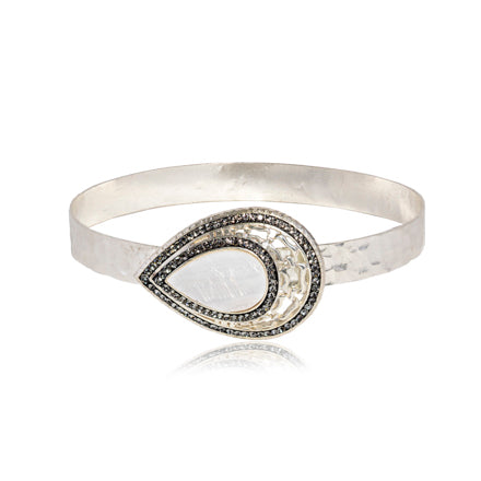 Vogue Gem Bangle Bracelet