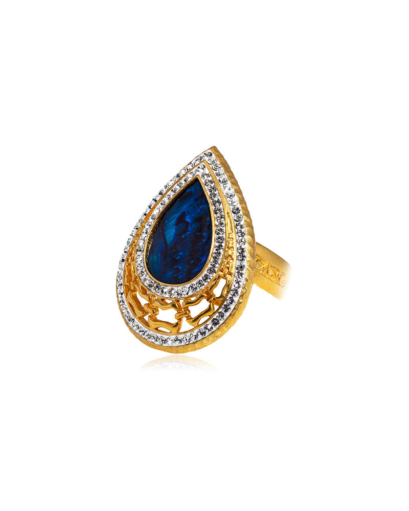 Vogue Gem Ring
