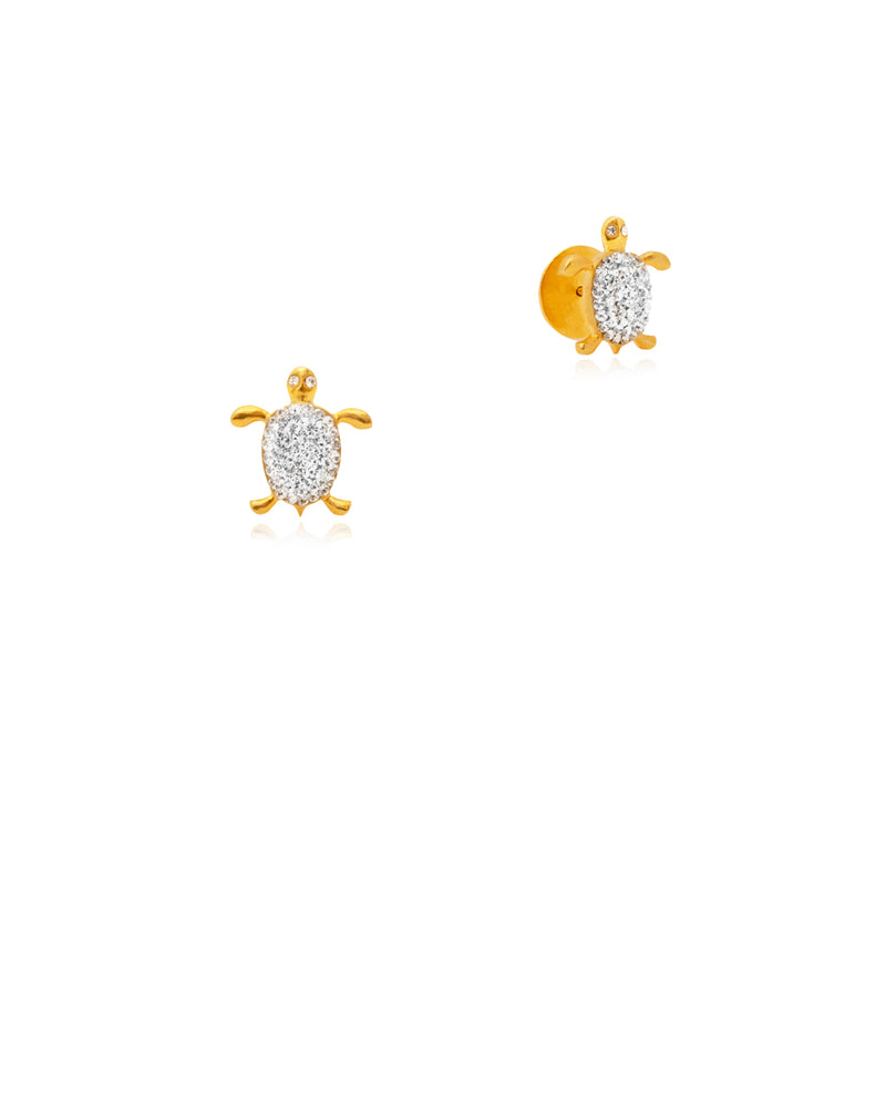 Turtley Cute Studs
