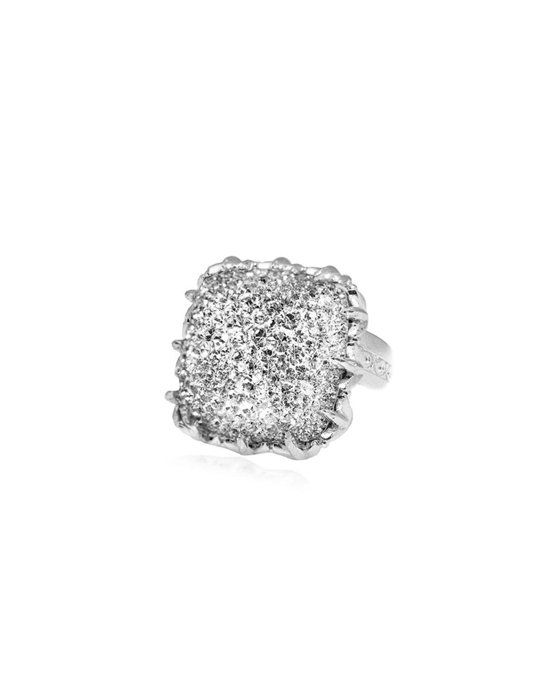 Tiara Crystal Ring