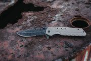 FOLDING TACTICAL KNIFE