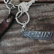 FORGED RONIN METAL KEYCHAIN