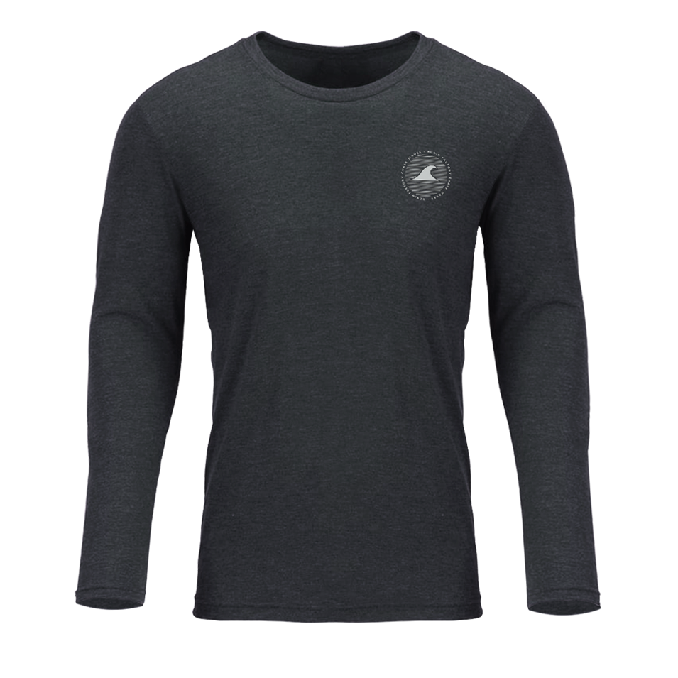 BLACK SANDS LONG SLEEVE SHIRT
