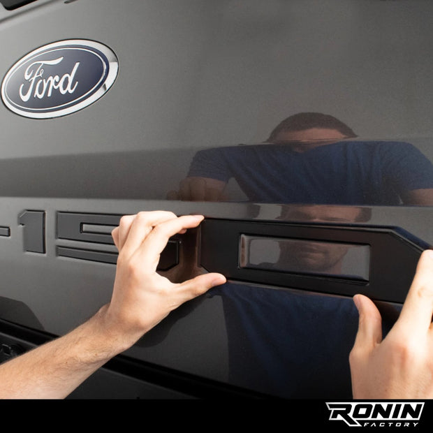 Ford F150 Tailgate Emblem Ronin Factory