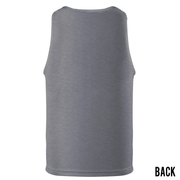 GREY ATHLETIC TANK
