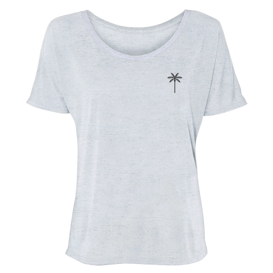 WOMENS PACIFIC PALM TEE