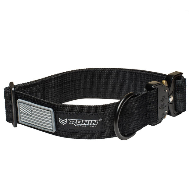 DOG COLLAR - BLACK