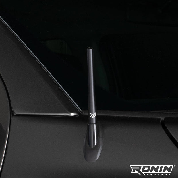 Nissan Titan Short Antenna Stubby Ronin Factory Aluminum Billet Anti Theft Thread Size