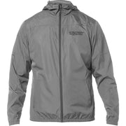 WINDBREAKER JACKET - GREY