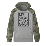 MR. STEAL YOUR GIRL KIDS HOODIE
