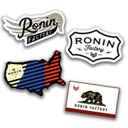 RONIN FACTORY DECAL PACK