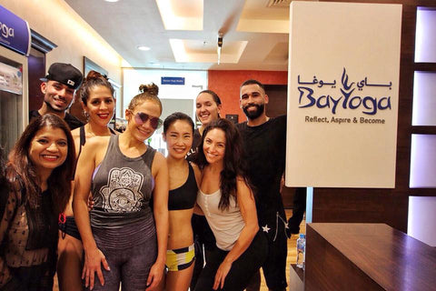 Jennifer Lopez and Hot Yoga