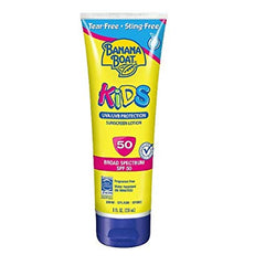 Banana boat kids sun screen - Tonic UAE - sun screen protection