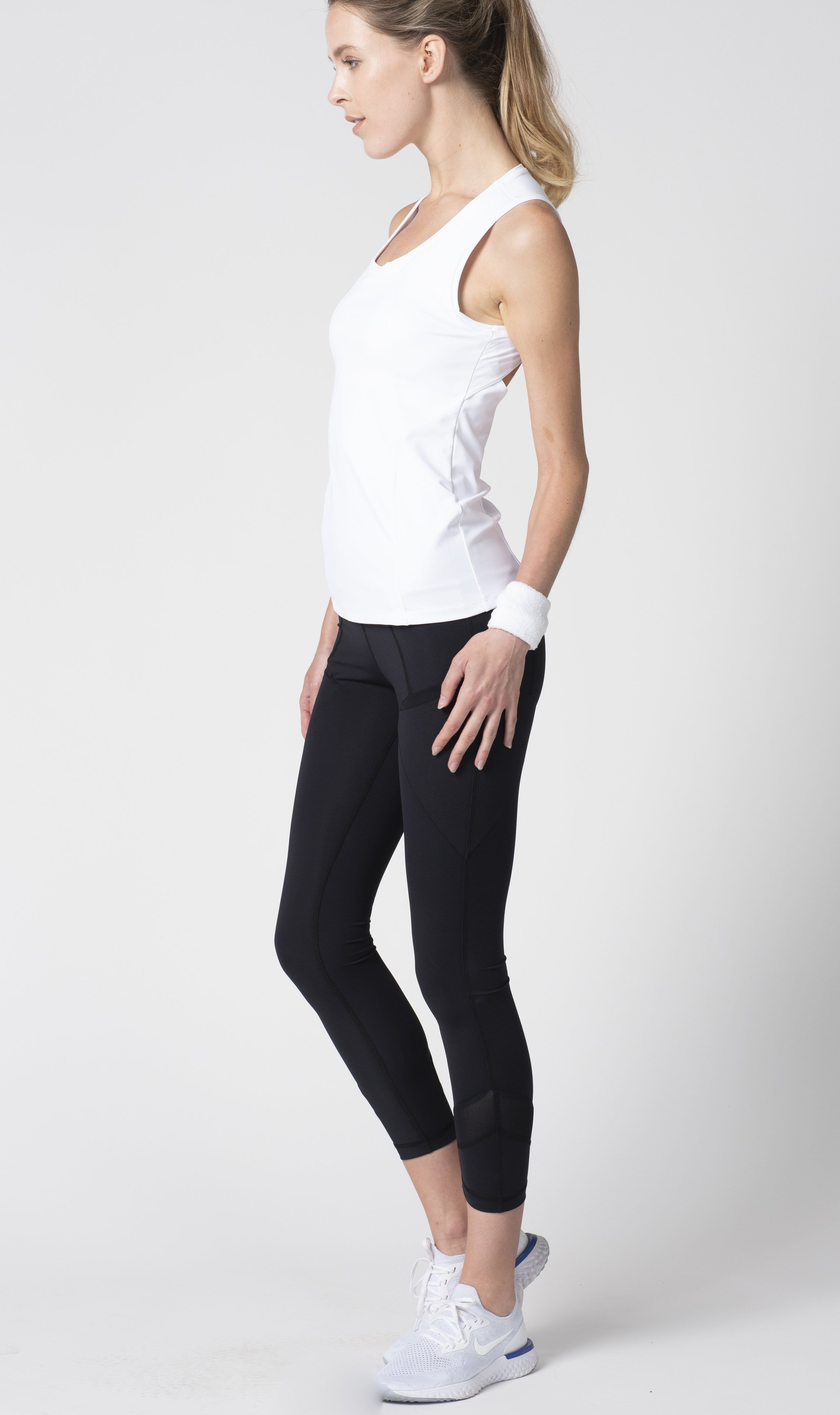 Clay Tank - Tonic UAE Clay Tank - Athletic Wear Tonic UAE - tonic athletic apparel Tonic UAE - tonic UAE