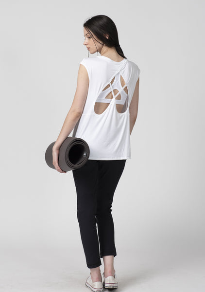 Heart Stone Tank - Tonic UAE Heart Stone Tank - Athletic Wear Tonic UAE - tonic athletic apparel Tonic UAE - tonic UAE