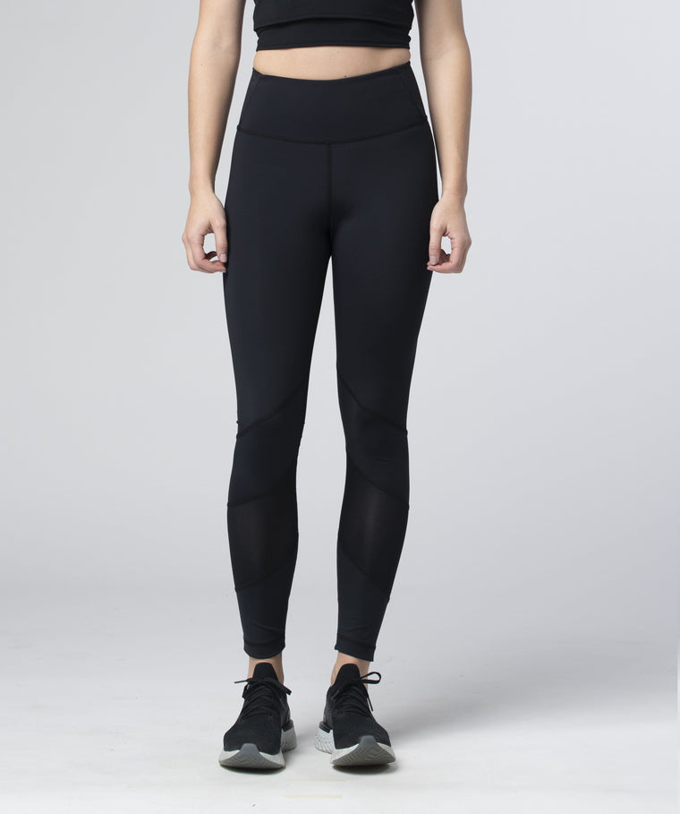 Achillea High Waist Compression Leggings 26