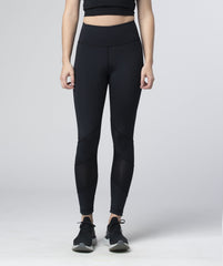 "Achillea High Waist Compression Leggings 26"" - Tonic UAE Achillea High Waist Compression Leggings 26"" - Athletic Wear Tonic UAE - tonic athletic apparel Tonic UAE - tonic UAE"