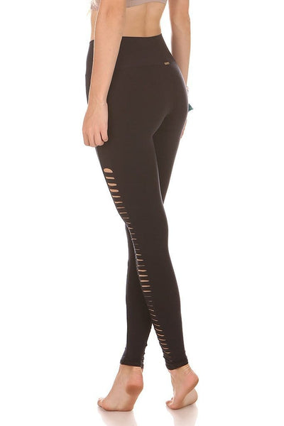Celeste high waist Legging - Tonic UAE Celeste high waist Legging - Athletic Wear Mika - tonic athletic apparel Tonic UAE - tonic UAE