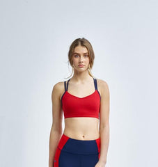 Scarlet Bra - Tonic UAE Scarlet Bra - Athletic Wear Tonic UAE - tonic athletic apparel Tonic UAE - tonic UAE