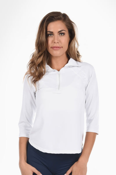 Wedge Half Zip - Tonic UAE Wedge Half Zip - Athletic Wear Tonic UAE - tonic athletic apparel Tonic UAE - tonic UAE