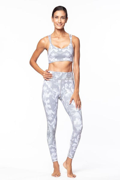 Sand Camo Rockell Leggings - Tonic UAE Sand Camo Rockell Leggings - Athletic Wear Vie Active - tonic athletic apparel Tonic UAE - tonic UAE