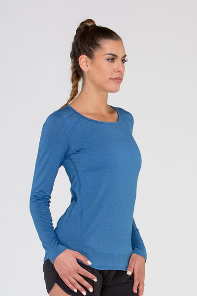 Volly Long Sleeve - Tonic UAE Volly Long Sleeve - Athletic Wear Tonic UAE - tonic athletic apparel Tonic UAE - tonic UAE