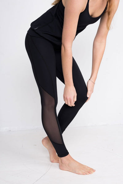 Mesh Retrograde Legging