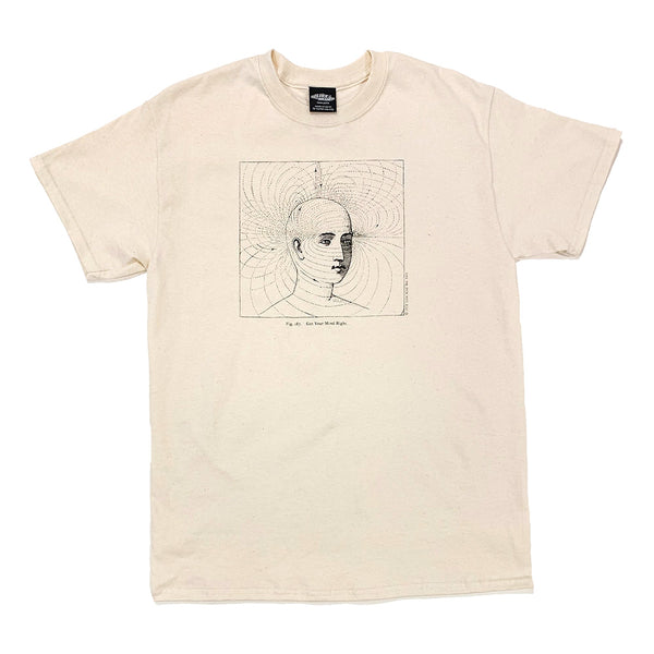 Like Mind New York BRAINWAVES Tee
