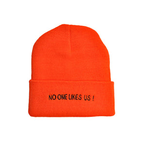 Like Mind Anniversary Wave Beanie Back
