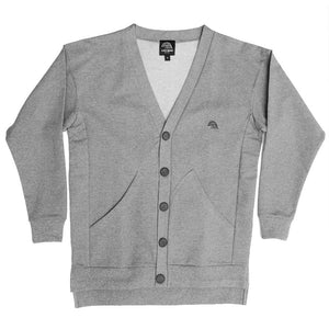 Like Mind New York Pacific Cardigan Grey