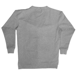Like Mind New York Pacific Cardigan Grey Back