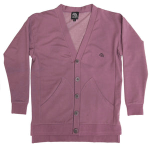 Like Mind New York Pacific Cardigan Mauve