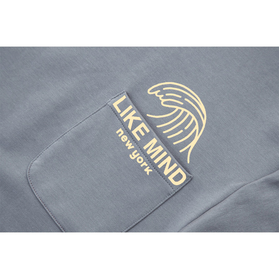 Like Mind New York Front-side Long Sleeve