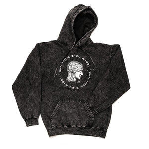 Get Your Mind Right Hoodie (Black)