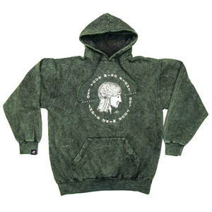 Get Your Mind Right Hoodie (Green)